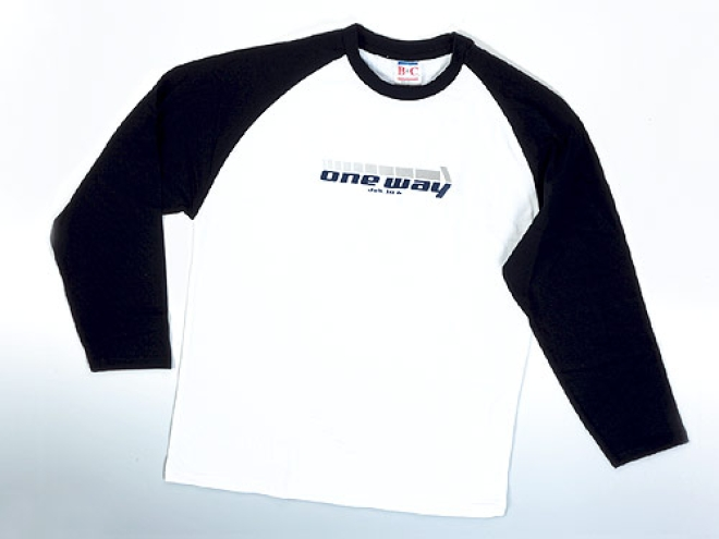 "T-Shirt Long Sleeve ""One Way"""